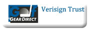 Verisign Trust Seal at Golfgeardirect.co,uk