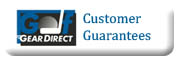 Our Customer Guarantees at Golfgeardirect.co.uk