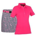 Ladies Golf Clothing and Waterproofs