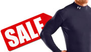 Sale Golf Base Layers