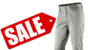 Sale Golf Trousers