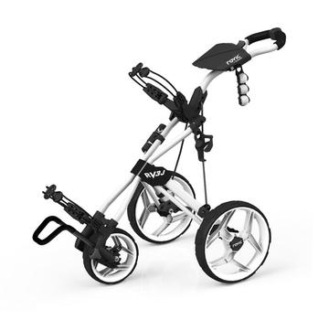 Rovic RV3J Junior Golf Trolley – Arctic/White