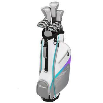 Stockists of 1200 XV Package Set - Ladies Graphite