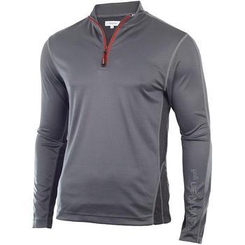 Calvin Klein Half Zip Mid Layer Golf Top (D10)