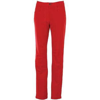 Calvin Klein Tech 4 way Stretch Trouser – Red (D7)