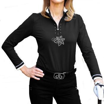Masters Golf Fashion Ladies' Polo - Cool Comfort - Flower