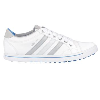 Stockists of Adicross IV Womens Golf Shoes White/Clear Onix