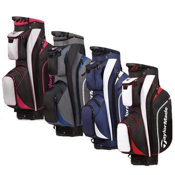 Pro Cart Bag 4.0 BlackWhiteRed