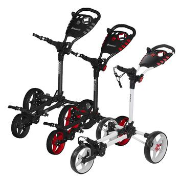 Fast Fold Flat Fold 3 Wheel Trolley