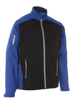 ProQuip Aquastorm PX1 Jacket - Black/Blue