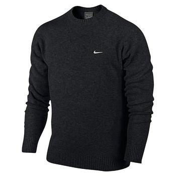 Nike Golf Lambswool Seamless Crew Neck Sweater