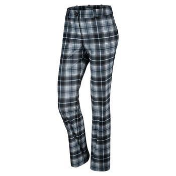Nike Ladies Modern Rise Plaid Golf Trousers