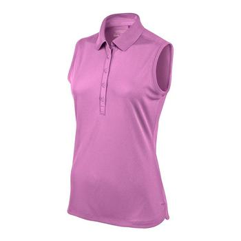 Nike Ladies Victory Sleeveless Polo Shirt - (508293-584) Size: X Small