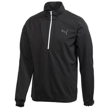 Puma Golf Long Sleeve Knit  Windshirt