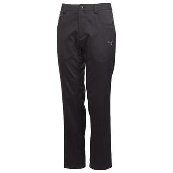 Puma Golf Junior 5 Pocket Trousers  Black