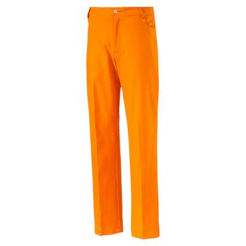 Junior 5 Pocket Trouser  Vibrant Orange Junior 28 Set Length  Std Orange