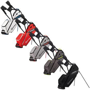 FlexTech Lite Golf Stand Bag Black