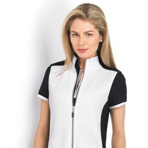 EP Pro Ladies Monte Carlo Micro Fleece Zip Gilet