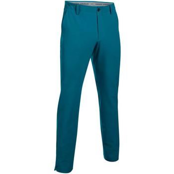 Under Armour Cold Gear Infrared Taper Pant - Bayou Blue 4032
