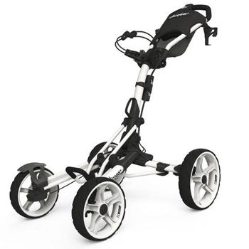 Clicgear 8.0 Golf Trolley – White