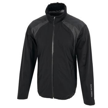 Galvin Green Archie Full Zip C-Knit Gore Tex Jacket Mens Small Black