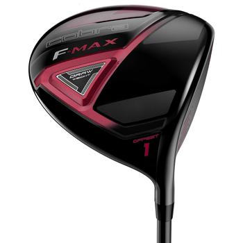 Cobra F Max Ladies Driver Ladies Right COBRA SuperLite 45 Ladies Ladies 15 Deg
