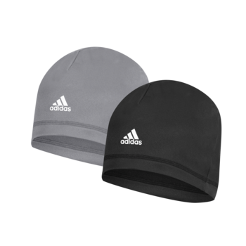 Adidas Microfleece Crest Winter Beanie Hat  Black