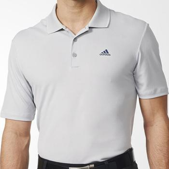 Image of Adidas Performance Polo Shirt - Stone