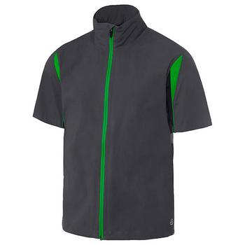 Galvin Green Ali Gore Tex Paclite Short Sleeve Jacket – Iron Grey Medium