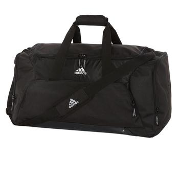 Adidas Medium Duffle Bag Black