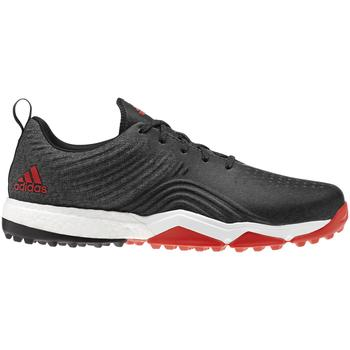 Compare retail prices of Adidas Adipower 4orged S Golf Shoes - Black / Red 7 to get the best deal online