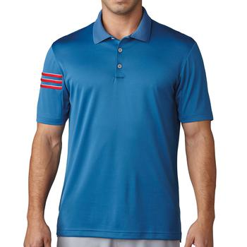 Stockists of Adidas ClimaCool 3-Stripes Club Polo Shirt - Core Blue Gender: Mens, Size: Small, Colour: Core Blue