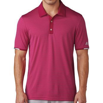 Climachill Tonal Stripe Golf Polo Shirt  Ultra Beauty Mens Small Ultra Beauty
