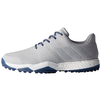 Compare prices for Adipower S Boost 3 - Grey / Noble Indigo Mens UK 7 Medium Grey