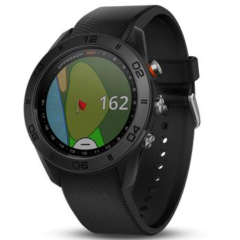 Garmin Approach S60 Golf Watch – Black