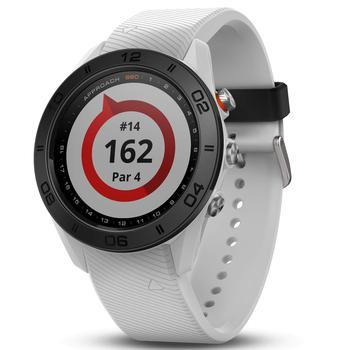Garmin Approach S60 Golf Watch – White