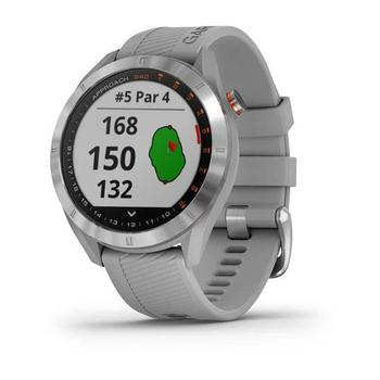 Garmin Approach S40 GPS Golf Watch – Powder Grey