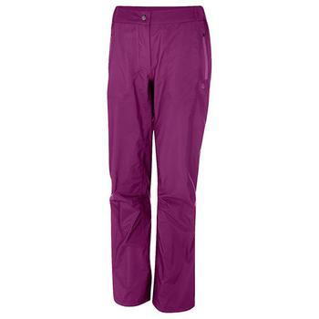 Image of Astrid Paclite Trousers Ladies Large Set Length - Std Wild Orchid