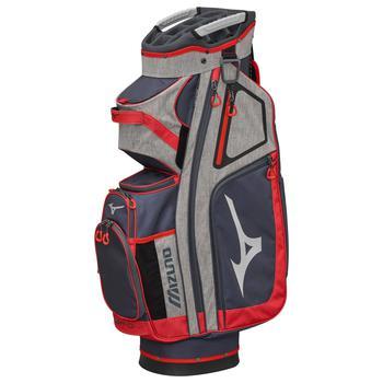 Mizuno BR-D4 Cart Bag – Red