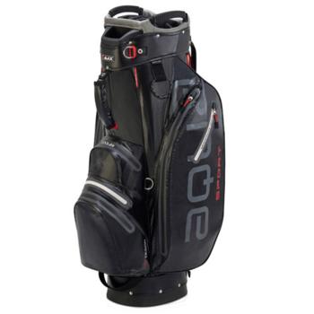 Image of Big Max Aqua Sport 2 Cart Bag 2018 - Black/Silver