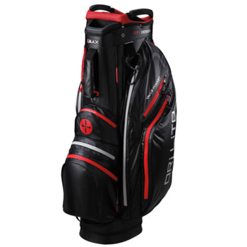 Big Max Dri Lite Active Cart Bag – Black/Red