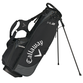Callaway Hyper-Lite 2 Stand Bag Black/Charcoal 2015