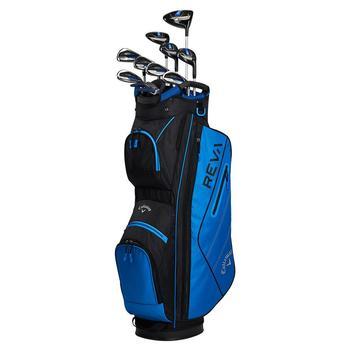 Callaway Reva 11 Piece Ladies Golf Package Set - Blue