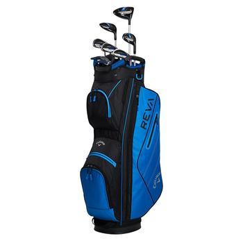 Callaway Reva 8 Piece Ladies Golf Package Set - Blue