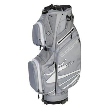 Cobra Golf Ultralight Trolley Bag 2019 – Quarry/White