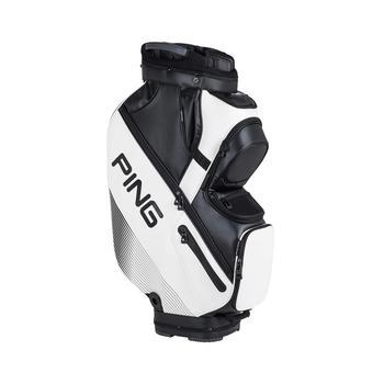 Ping DLX Cart Bag 2019 – White / Black