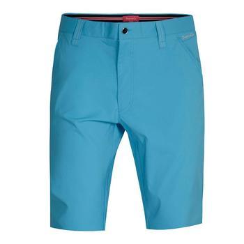 Dwyers & Co Mens Micro Tech 2.0 Golf Shorts - Aqua (R)