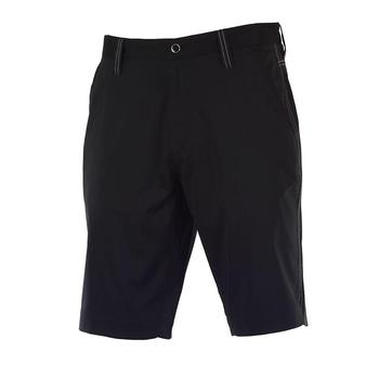 Dwyers & Co Mens Micro Tech 2.0 Golf Shorts - Black (R)