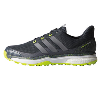 Stockists of Adidas Adipower Sport Boost 2 Onix/Iron/Solar Yellow UK 8 Medium