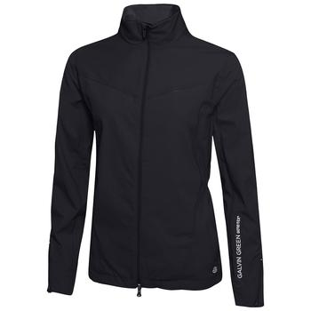 Alison Gore-Tex Ladies Jacket – Black Ladies Small Black